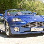 Vanquish Roadster Zagato