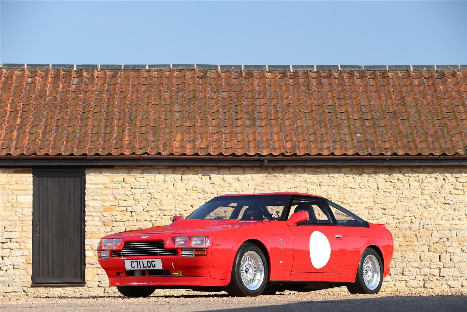 V8 Vantage Zagato